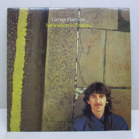 GEORGE HARRISON - Somewhere In England (US Orig.)