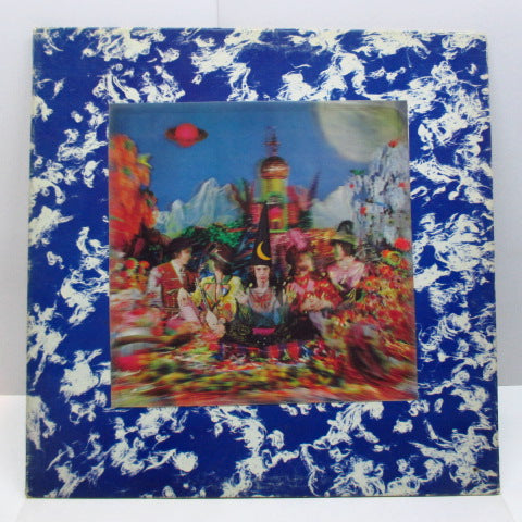 ROLLING STONES - Their Satanic Majesties Request (US Orig.Stereo LP #2/3D GS)