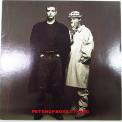 "PET SHOP BOYS - So Hard (UK Orig.7"")"