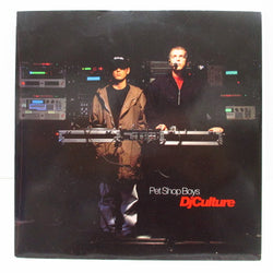 "PET SHOP BOYS - DJ Culture (UK Orig.7"")"