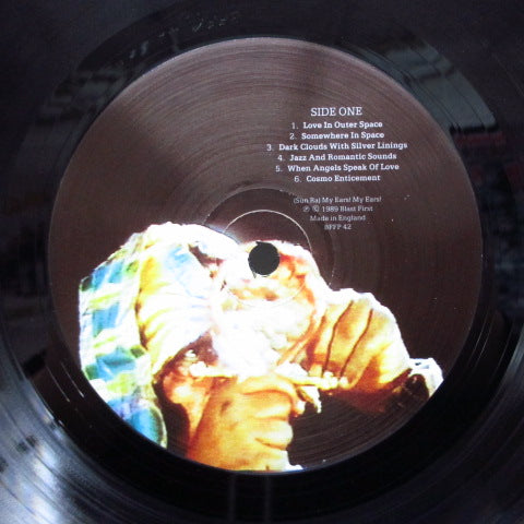 SUN RA & HIS ARKESTRA - Out There A Minute (UK Orig.LP/GS)