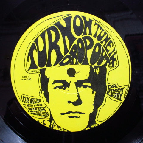 TIMOTHY LEARY - Turn On, Tune In, Drop Out (CANADA-US '89 Reissue)