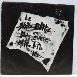 "LE-RITZ - Punker / What A Sucker (UK Orig.7"")"
