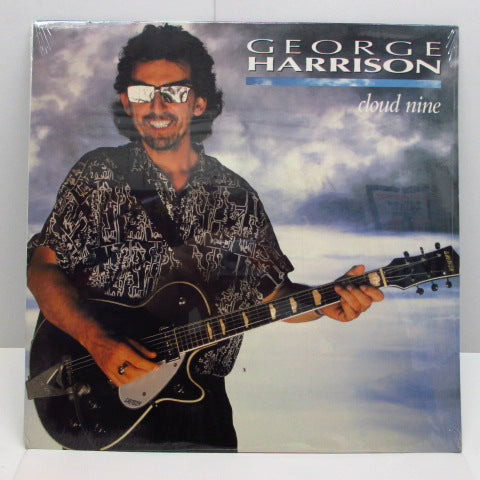 GEORGE HARRISON - Cloud Nine (US Columbia House Issue LP)