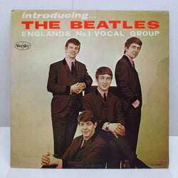 BEATLES - Introducing The Beatles (US 60's MONO LP)