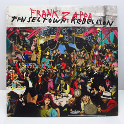 FRANK ZAPPA - Tinsel Town Rebellion (US Orig.2xLP)