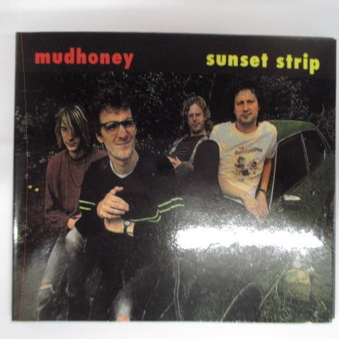 MUDHONEY - Sunset Strip (OZ Unofficial.CD)