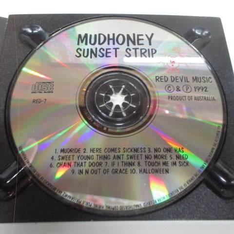 MUDHONEY - Sunset Strip (Unofficial.CD OZ)