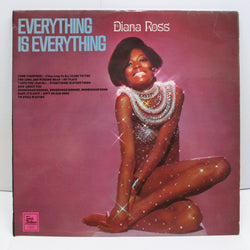 DIANA ROSS - Everything Is Everything (UK Orig/CFS)