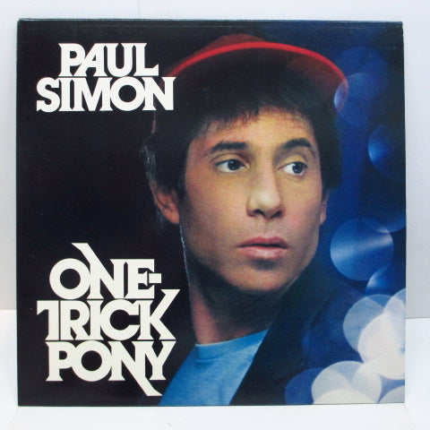 PAUL SIMON - One-Trick Pony (UK Orig.)