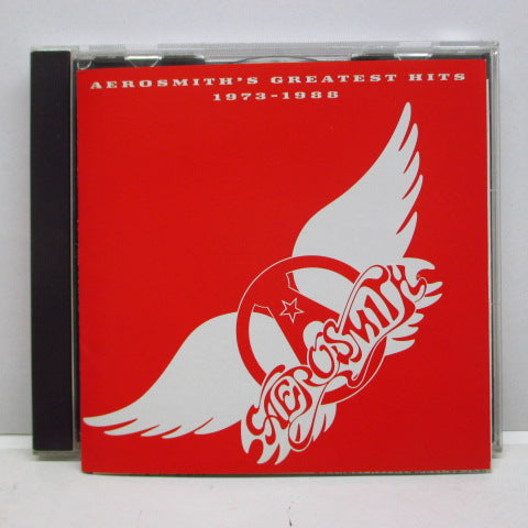 AEROSMITH - Greatest Hits 1973-1988 (Japan CD)