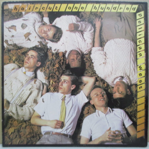 HAIRCUT ONE HUNDRED - Pelican West (UK Orig.LP)