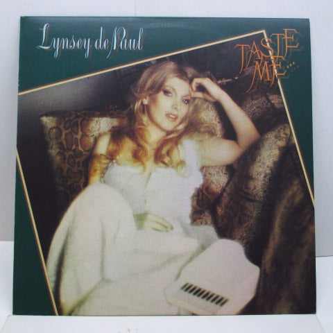 LYNSEY DE PAUL - Taste Me... Don't Waste Me (UK Orig)