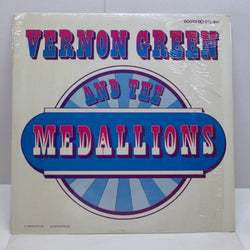 VERNON GREEN AND THE MEDALLIONS - Vernon Green And The Medallions (US Orig.Stereo LP)