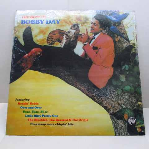 BOBBY DAY - The Best Of (US Rhino Orig.Seald)