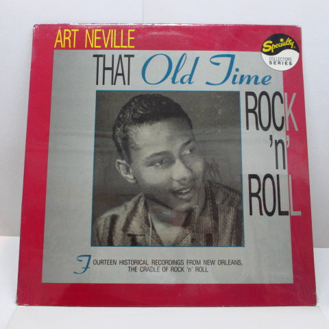 ART NEVILLE - That Old Time Rock 'N' Roll (US Orig.Seald)