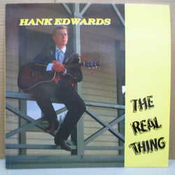 HANK EDWARDS - The Real Thing (Sweden Orig.LP)