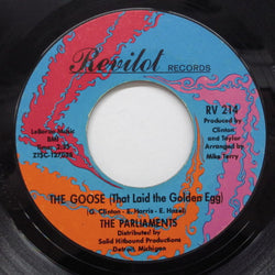 PARLIAMENTS - The Goose / Little Man (Orig)