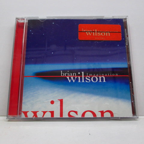 BRIAN WILSON - Imagination (EU CD)