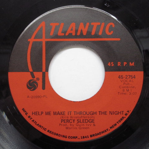 PERCY SLEDGE - Thife In The Night (US Orig)