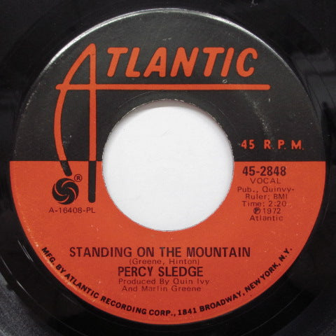 PERCY SLEDGE - Standing On The Mountain (Orig)