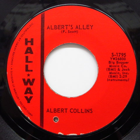 ALBERT COLLINS - Defrost / Albert's Alley ('63 Reissue)