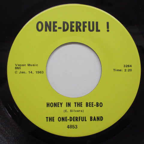 ONE-DERFUL BAND / REDEMPTION SINGERS - Honey In The Bee-Bo (Orig)