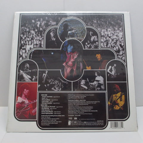 ROLLING STONES - Get Yer Ya-Ya's Out ! (US '03 Digital Remaster)