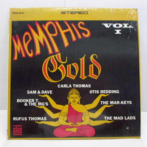 V.A. - Memphis Gold Vol.1 (US 60's 2nd Press Stereo LP)