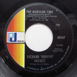 RICHARD (GROOVE) HOLMES - The Madison Time (Orig)