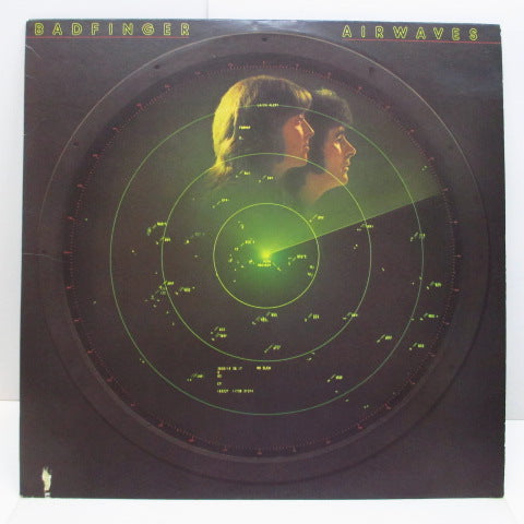 BADFINGER - Air Waves (US Orig.LP)