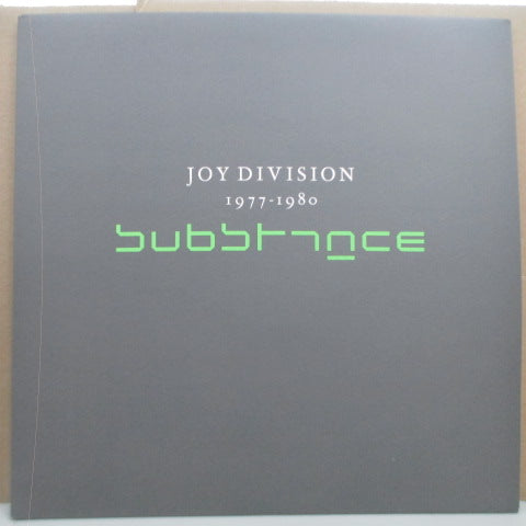 JOY DIVISION - Substance 1977-1980 (UK Orig.LP)