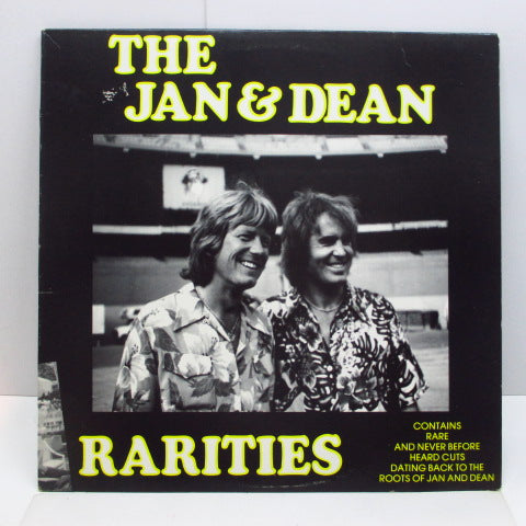 JAN & DEAN - Rarities (US Unofficial LP)