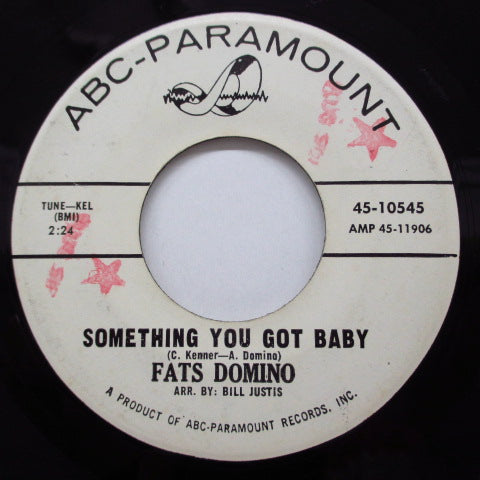 FATS DOMINO - If You Don't Know What Love Is (Promo)