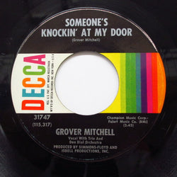 GROVER MITCHELL - Someone's Knockin' At My Door (ORIG.)