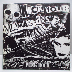 V.A. - Kick Your Mama's Ass (Ialy Ltd.LP)