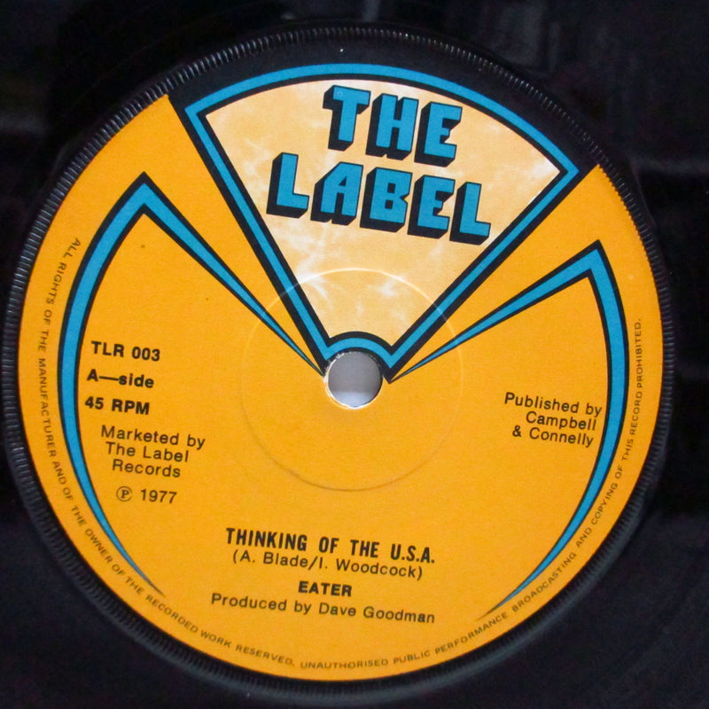 "EATER - Thinkin' Of The U.S.A. (UK Orig.7""/Campbell & Connelly Credit/NOPS)"