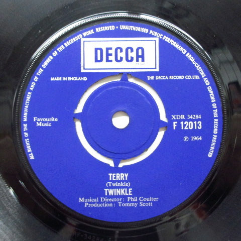TWINKLE - Terry (UK 2nd Press)