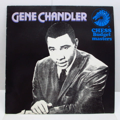GENE CHANDLER - The Duke Of Soul / Chess Budget Masters (UK Orig.Mono LP)