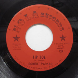 ROBERT PARKER - Tip Toe (Orig.Red Label)