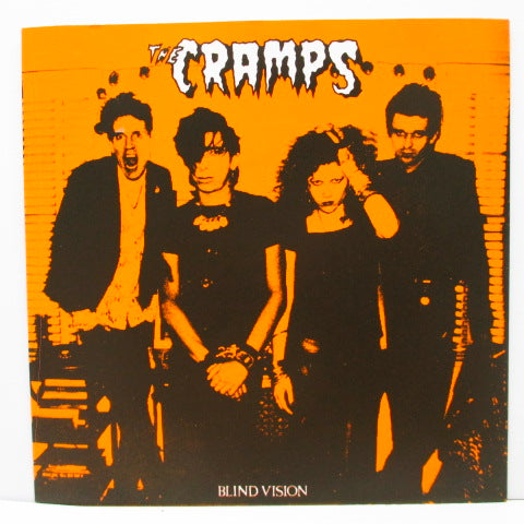 "CRAMPS - Blind Vision (Private 7""+PS)"