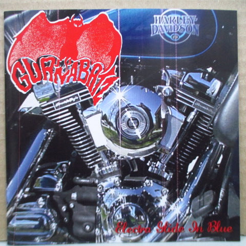 GUANA BATZ - Electra Glide In Blue (UK Reissue.CD)