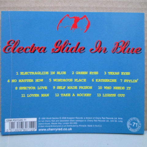 GUANA BATZ - Electra Glide In Blue (UK Reissue. CD)