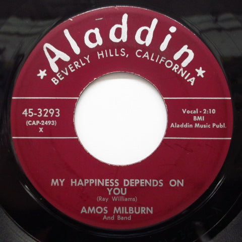 AMOS MILBURN - All Is Well (Orig.)