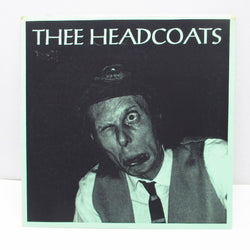 "HEADCOATS - Tear It To Pieces (UK 500 Ltd.FLEXI Clear Vinyl 7""+PS)"