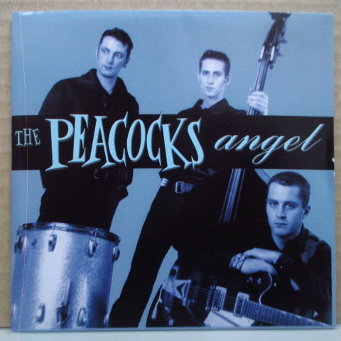 PEACOCKS - Angel (US Orig.CD)
