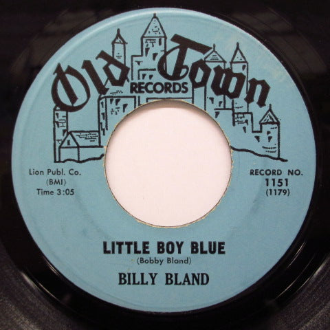 BILLY BLAND - A Little Touch Of Your Love (Orig)
