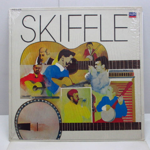 V.A. - Skiffle (UK Orig.LP)