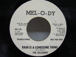HILLSIDERS - Rain Is A Lonesome Thing
