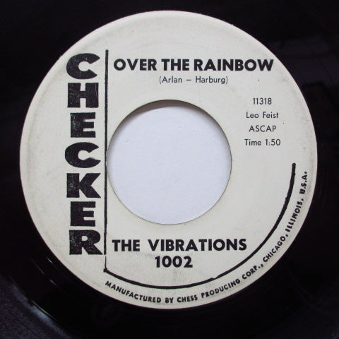 VIBRATIONS - Over The Rainbow (Promo)